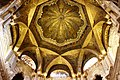 Dome - Mihrab - La Mezquita - Córdoba.JPG
