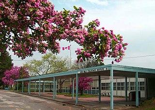 Don Mills Collegiate Institute High school in Toronto, Ontario, Canada