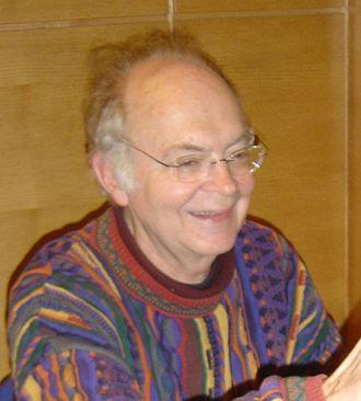 Donald Knuth - Image: Donald Knuth DSC00624