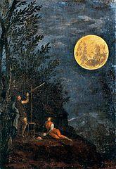 Observations astronomiques : la Lune