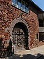 Door, No 10 Cathedral Close, Exeter - geograph.org.uk - 797914.jpg