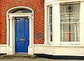 Door and window, Belfast - geograph.org.uk - 1216617.jpg