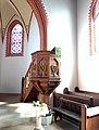 Dorfkirche Bornow (Beeskow) Kanzel.jpg