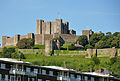 Dover Castle from waterfront.jpg