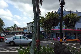 Downtown Hilo, Hawaii