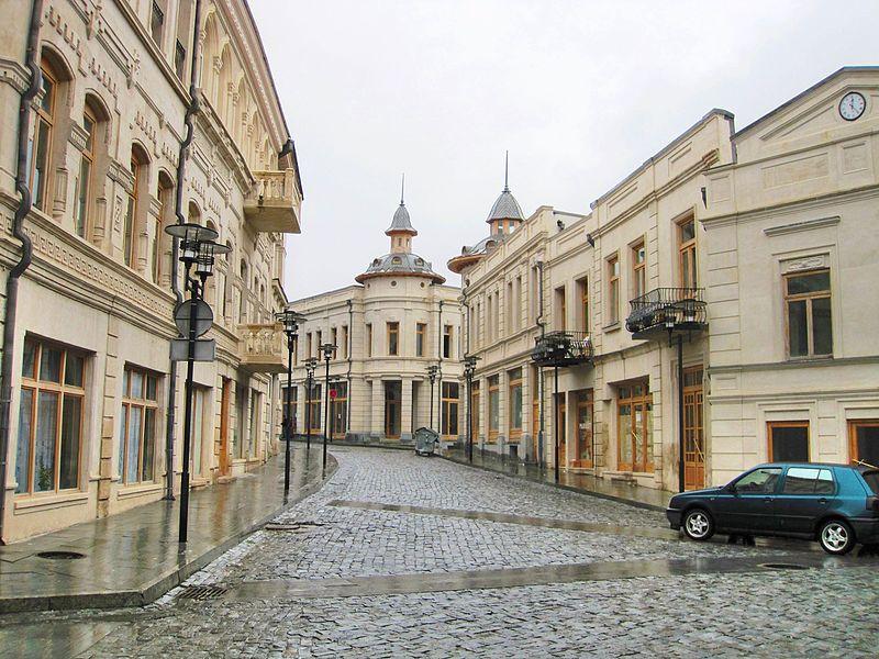 Pueblos con magia y encanto. 800px-Downtown_Kutaisi