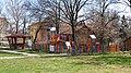 Dragovishtitsa Sofia Province playground.jpg
