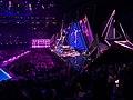 Dua Lipa performing at the BRIT Awards (45024859185).jpg