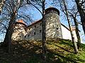 Dubovac Castle in Karlovac, Croatia.JPG