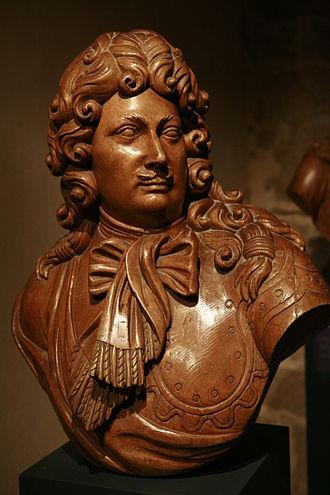 Louis Victor de Rochechouart de Mortemart - Duke of Vivone at Brest naval museum