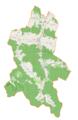 Dukla (gmina) location map.png