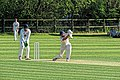 Dunmow CC v Felixstowe and Corinthians CC at Great Dunmow, Essex, England 039.jpg