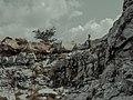 Dwelling at the crushed rocks in Kwara State.jpg