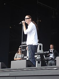 E-type during soundcheck 2008.JPG