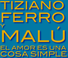 Logo del disco El amor es una cosa simple