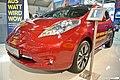 ECarTec Munich 2013 Nissan Leaf (10475107064).jpg