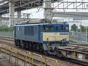 JNR Class EF64