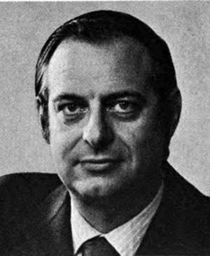 Edward G. Biester Jr. - Edward G. Biester circa 1975
