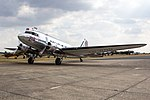 EGSU - Douglas C-53D Dakota - LN-WND (43138552515).jpg