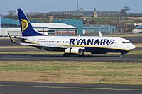 EI-DHC - B738 - Ryanair