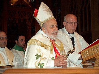 Emmanuel III Delly patriarch of the Chaldean Catholic church