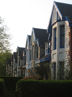 Scotstoun Human settlement in Scotland