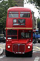 East London (ELBG) Routemaster bus RM652 (WLT 652), Great Tower Street, heritage route 15, 25 July 2007.jpg