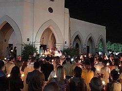 المسيحية في عمان - ويكيبيديا
