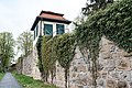 Ebern, Pfarrgasse 2, Gartenpavillion 20170414 003.jpg