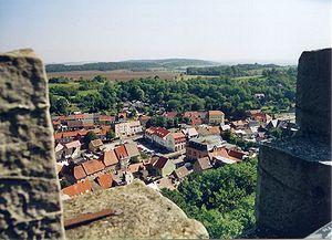 Eckartsberga - Image: Eckartsberga