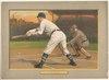 Ed Lennox, Brooklyn Superbas, baseball card portrait LCCN2007685605.tif