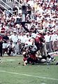 Edgerrin James tackled Miami vs Florida State 1997-10-04.jpg