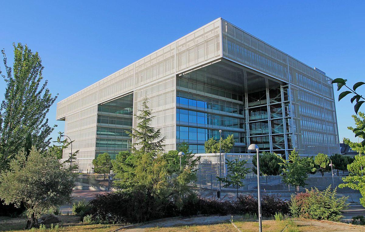 Edificio abelias wikipedia la enciclopedia libre - Banco popular oficinas madrid ...