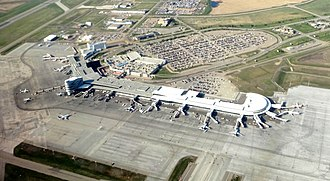 Edmonton International Airport - Image: Edmonton International Airport