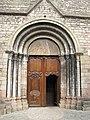 Eglise de la Madeleine (Tournus) portal.jpg