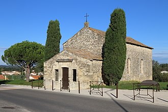 Roquemaure, Gard - Chapel of Saint Joseph des Champs