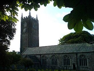 Egloshayle - Egloshayle Church.