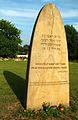 Ehrenmal zum Gedenken an die Opfer der Judenverfolgung in Hannover Jüdischer Friedhof Bothfeld Burgwedeler Straße 90.jpg