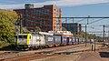 Eindhoven Captrain 186 151 met Novara Shuttle - Flickr - Rob Dammers.jpg
