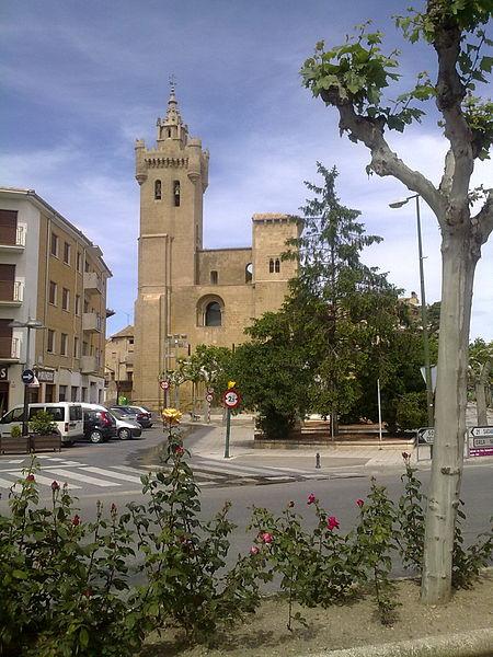 File:Ejea. Iglesia de San Salvador.jpg