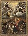 El Greco Copia de - La adoración del nombre de Jesús, 1650(ca).jpg