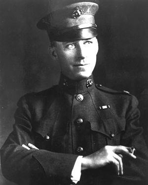 Earl Hancock Ellis - Image: Ellis Earl H USMC