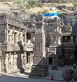 Ellora Kailash temple overview.jpg