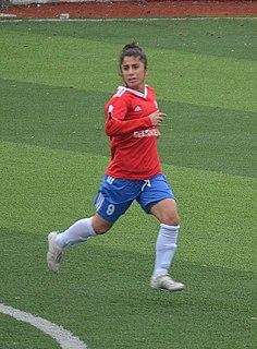 Emine Gümüş Turkish womens footballer