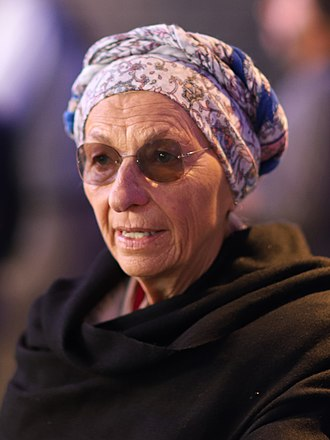 Italian Radicals - Emma Bonino, former Minister of Foreign Affairs and current leader.