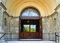Entrée de Notre Dame Du Travail. May 21, 2010.jpg