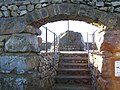 Entrance to viewing platform Coldstones Quarry - geograph.org.uk - 411428.jpg