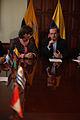 Entrega por parte de Colombia del Instrumento de Ratificación del Tratado Constitutivo de la UNASUR a Ecuador. (6512965021).jpg