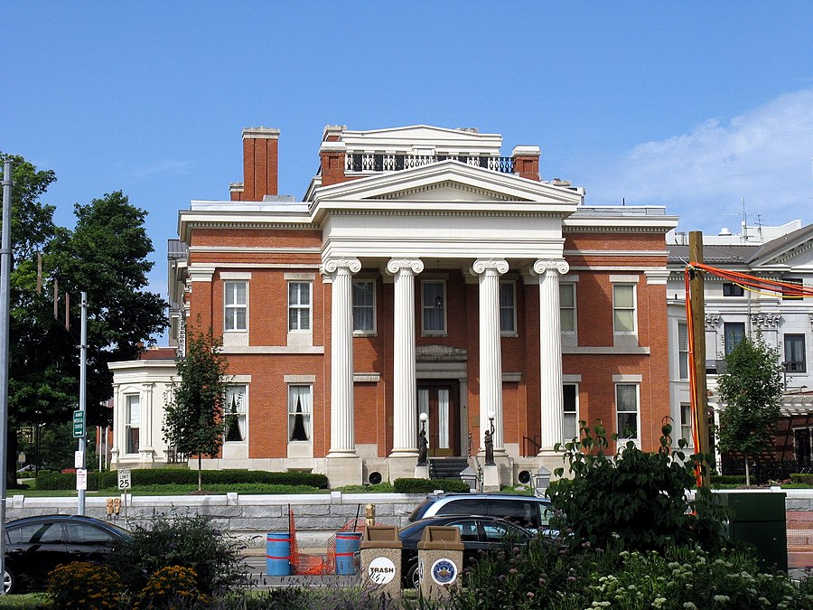 Charles Manning Reed Mansion