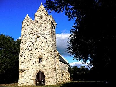 Ermitage Saint-Gerbold, Gratot, Manche, France - © Wikipedia